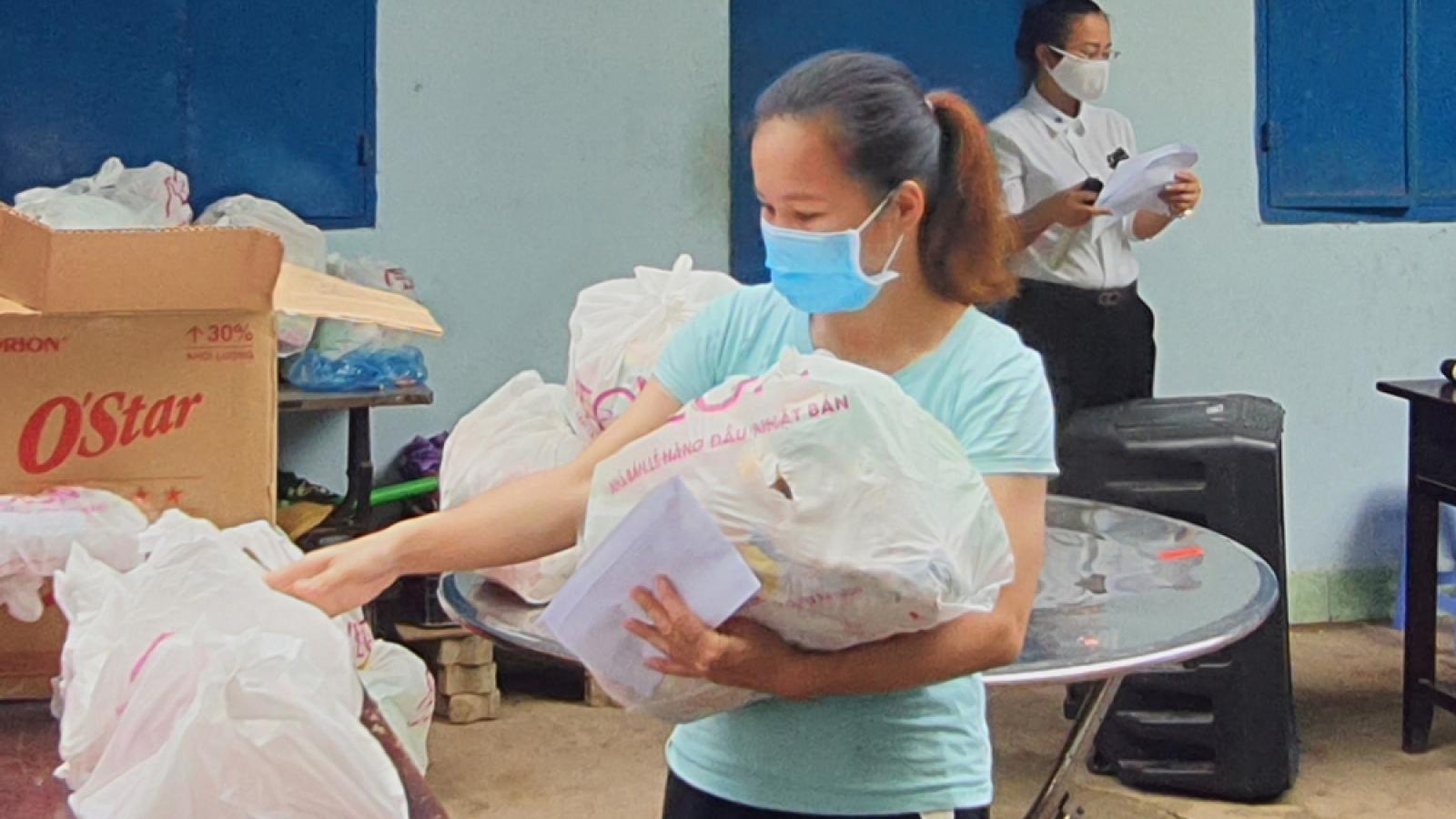 Đồng Nai, Bình Dươngvà nhiều nơi hỗ trợ người lao động bị ảnh hưởng bởi Covid-19