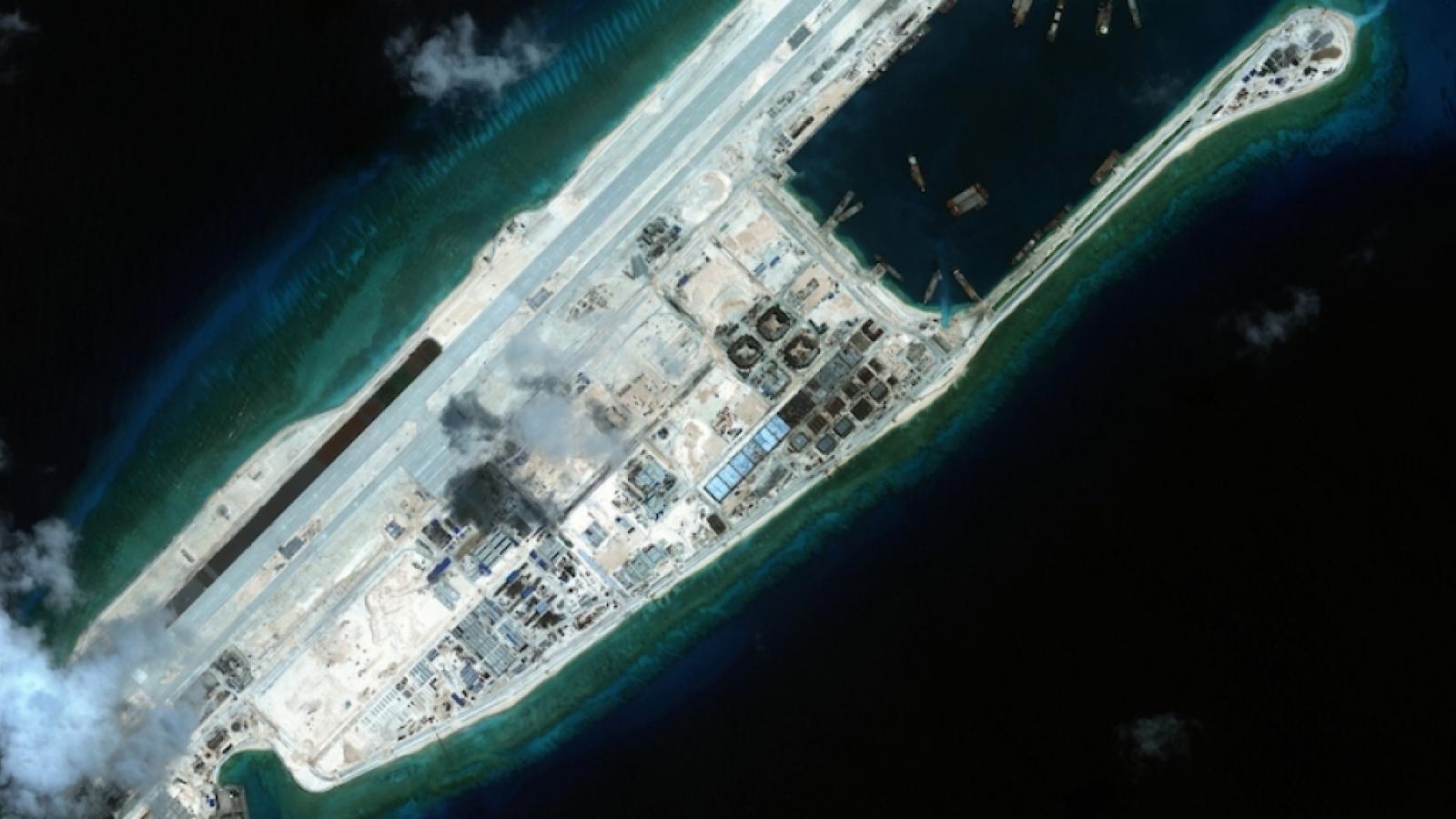 Ngoại trưởng Ấn Độ: COC tại Biển Đông nên tuân theo luật quốc tế