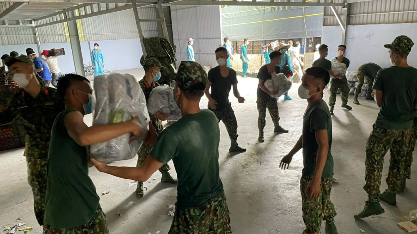 Bộ Quốc phòng điều 2.000 quân nhân, 50 trạm xá di động giúp Bình Dương dập dịch