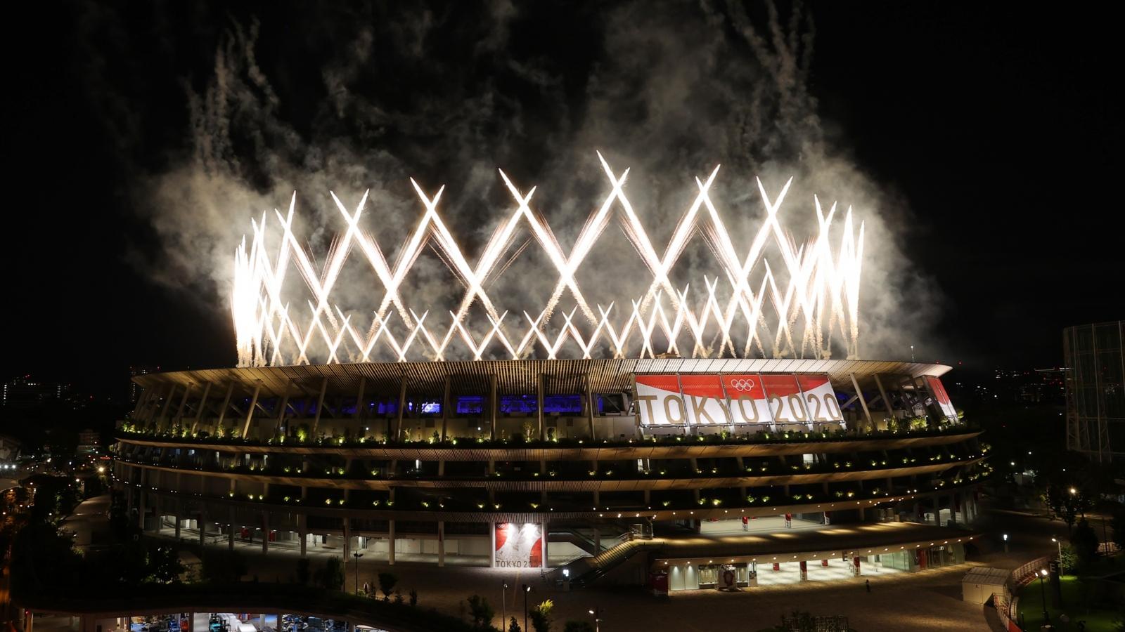 Toàn cảnh lễ bế mạc ý nghĩa của Olympic Tokyo 2020