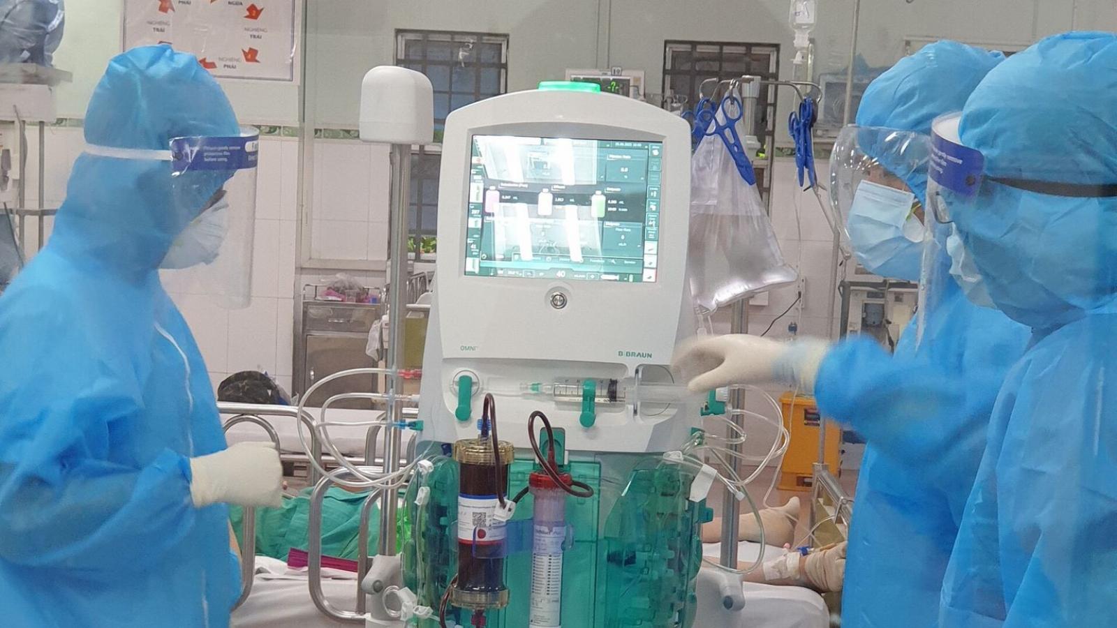 Các chuyên gia hiến kế giảm tỷ lệ tử vong, giảm chi phí điều trị bệnh nhân COVID-19