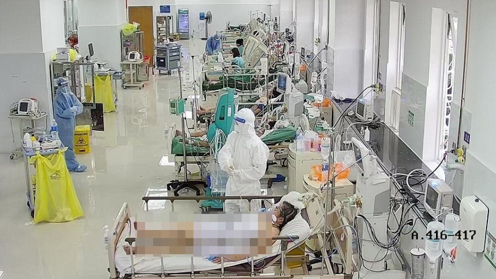 Bộ Y tế thành lập tổ điều phối máy thở điều trị COVID-19 toàn quốc