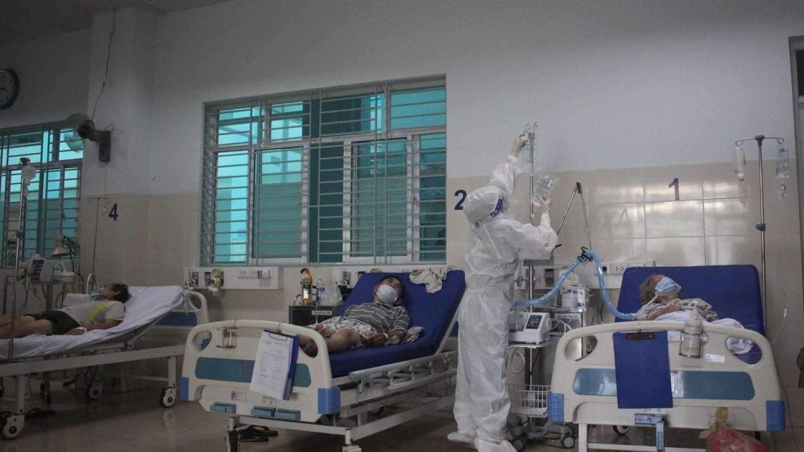 Sở Y tế TP.HCM thu hồi gấp văn bản chỉ định mua thuốc điều trị Covid-19