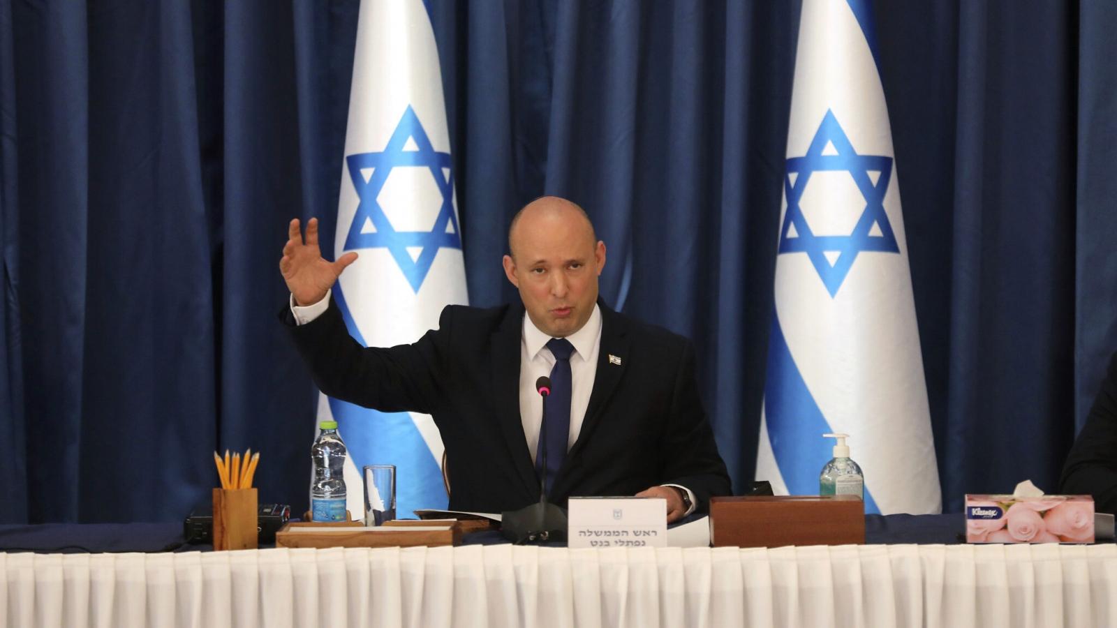 Mục tiêu chuyến thăm Mỹ đầu tiên củatân Thủ tướng Israel Naftali Bennet