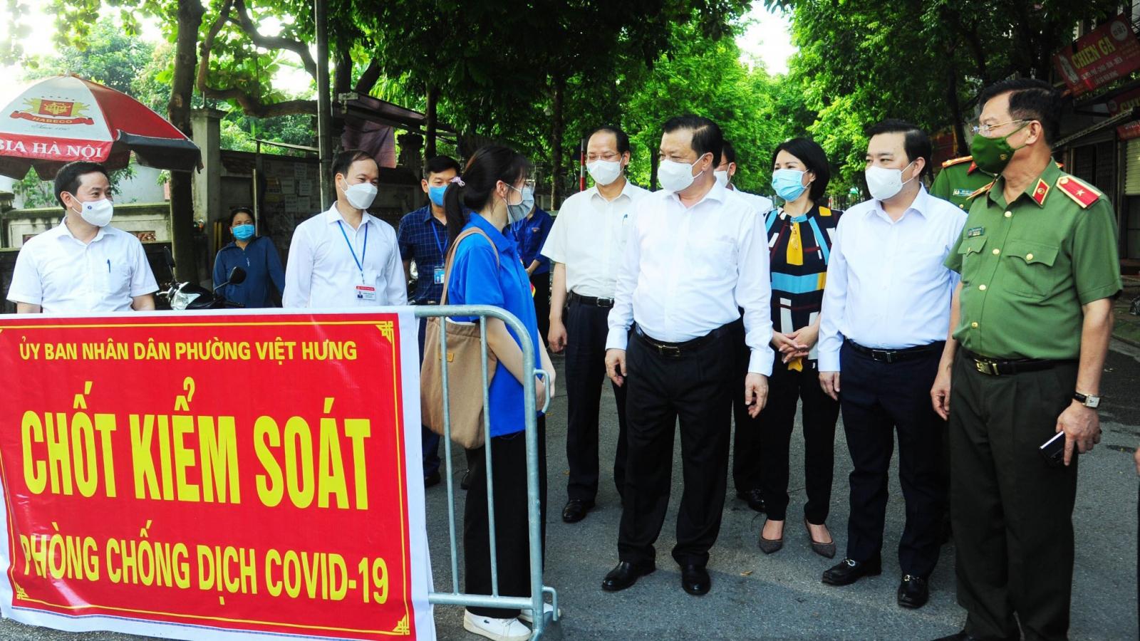 Hà Nội khuyến khích doanh nghiệp đủ điều kiện an toàn duy trì sản xuất kinh doanh