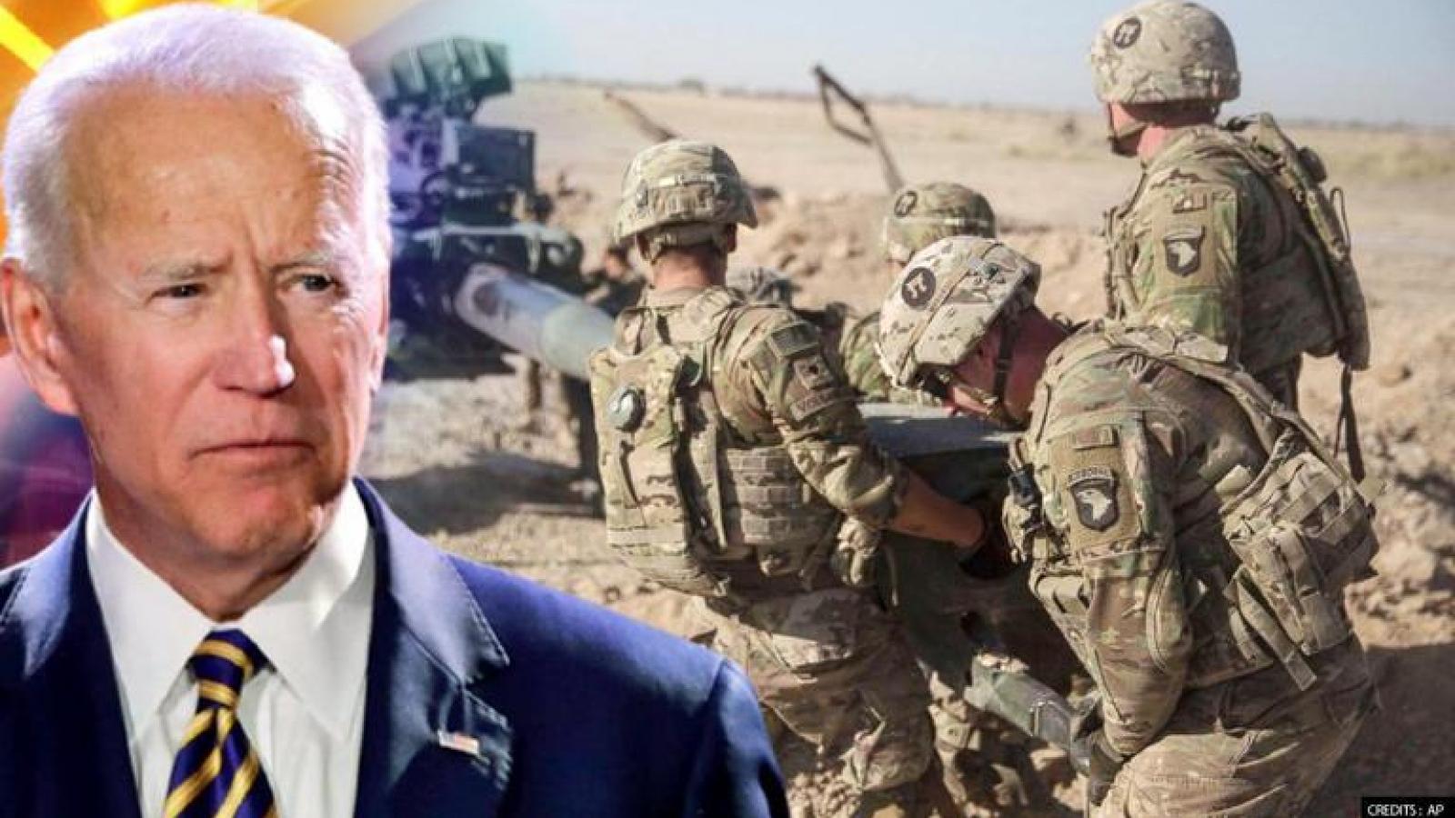 Bước tiến của Taliban ở Afghanistan có ảnh hưởng tới sinh mệnh chính trị của Biden?