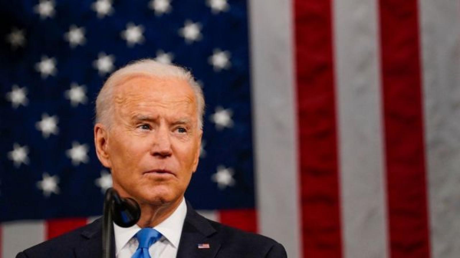 Tổng thống Mỹ Joe Biden không hối tiếc về quyết định rút quân khỏi Afghanistan