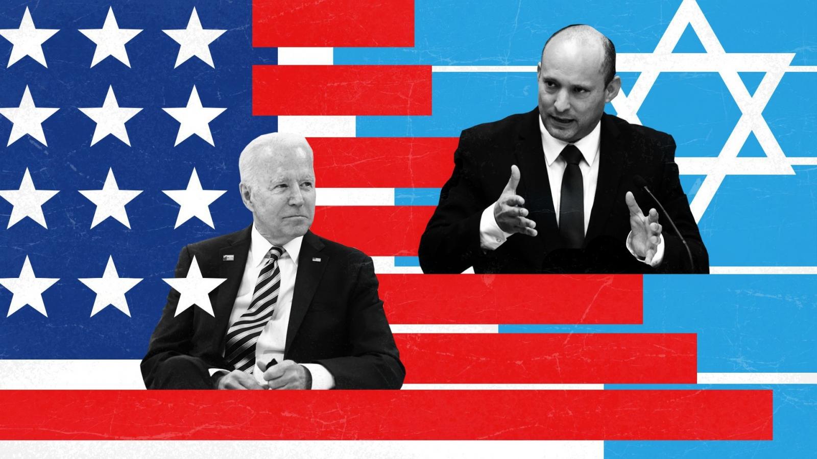 Thủ tướng Israel thăm Mỹ: Cài đặt lại quan hệ, thu hẹp bất đồng với đồng minh lớn nhất