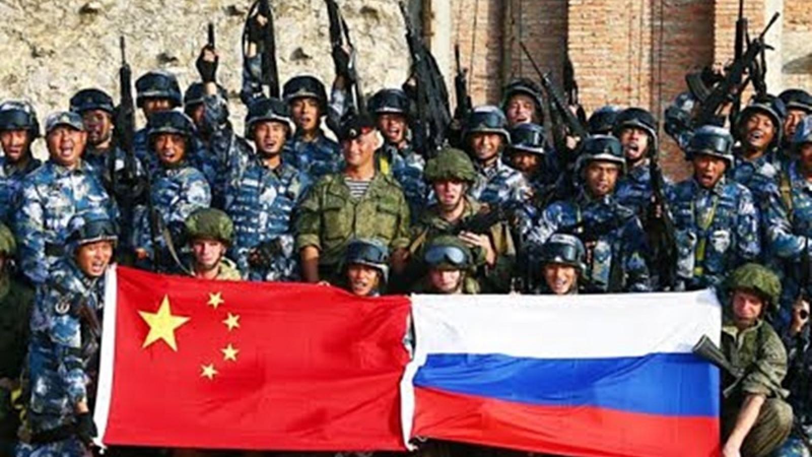 Nga và Trung Quốc khởi động tập trận quân sự chung Zapad/Interaction-2021