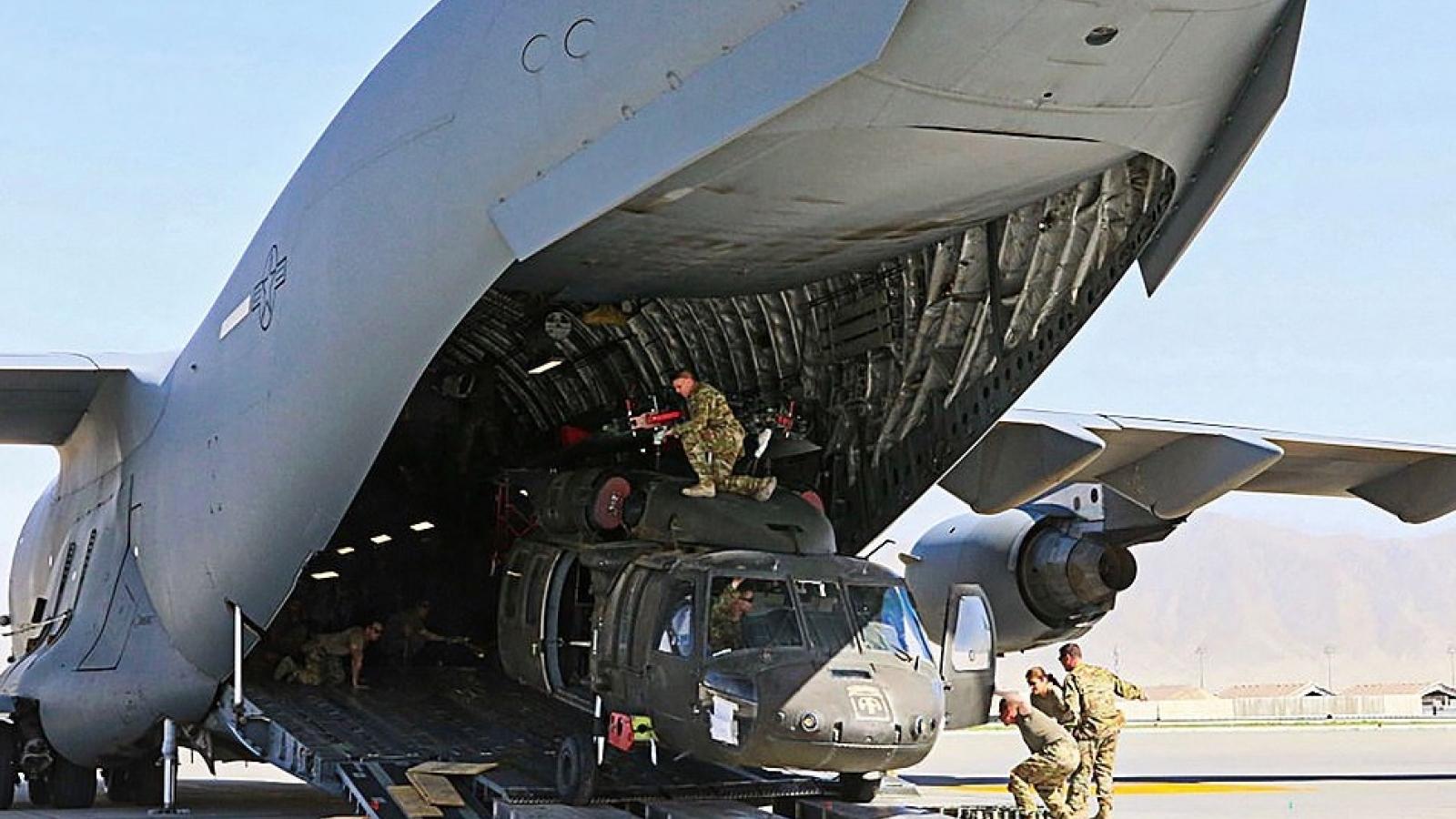 Các mốc quan trọng trong cuộc chiến của Mỹ ở Afghanistan