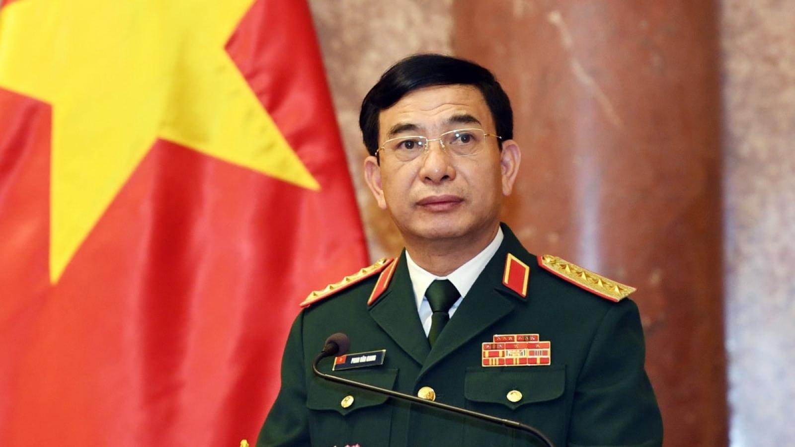 Bộ trưởng Bộ Quốc phòng gửi thư động viên cán bộ, chiến sỹ và toàn lực lượng quốc phòng