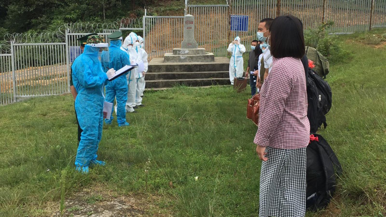 Liên tục phát hiện người nhập cảnh trái phép ở Hà Giang