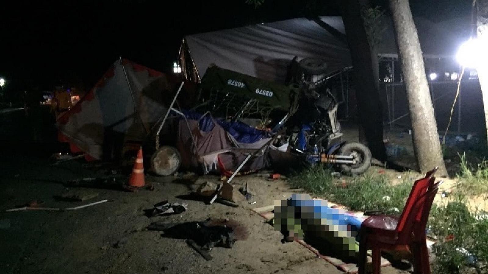 Tài xế gây tai nạn ở Bình Thuận dương tính với SARS-CoV-2