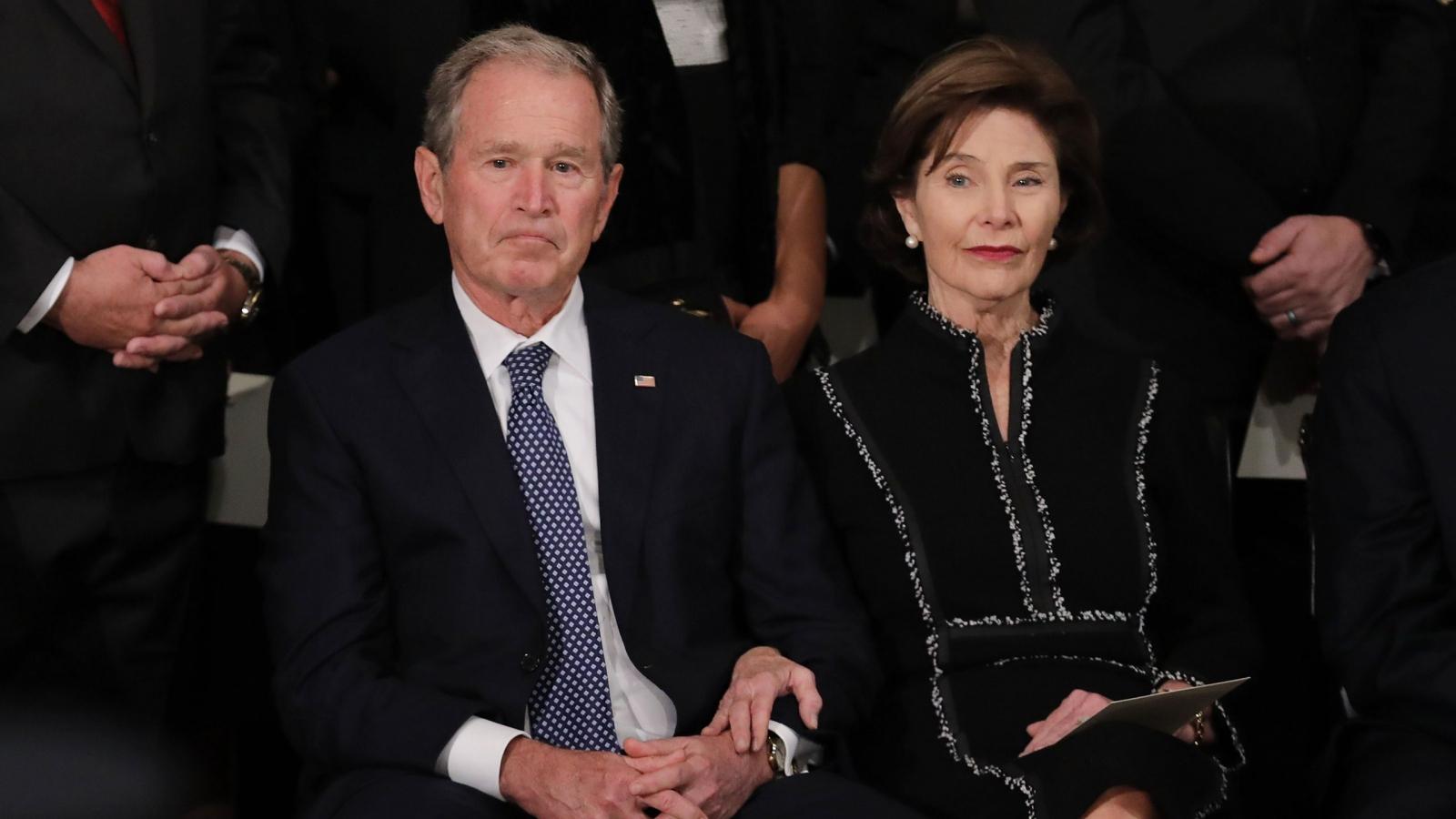 Ông George W. Bush gửi thông điệp đến người Mỹ từng làm nhiệm vụ ở Afghanistan