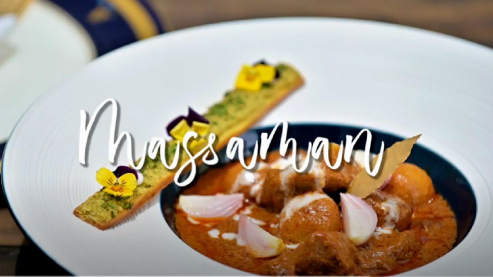 Cà ri bò, món ăn Thái Lan được CNN Travel bình chọn là ngon nhất thế giới