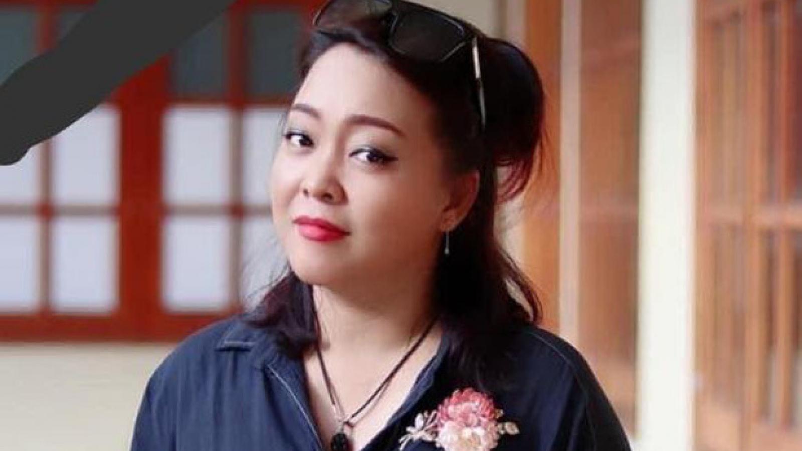 Ca sĩ Phan Cẩm Vân đột ngột qua đời ở tuổi 41