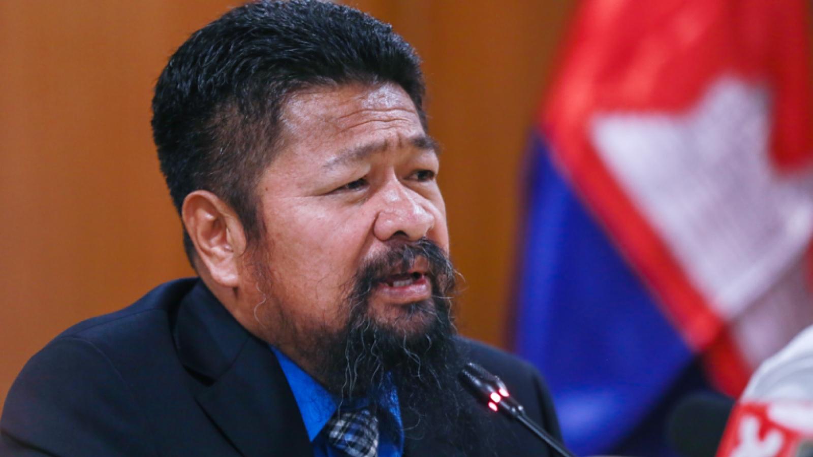 Đảng Cải cách Campuchia muốn sáp nhập với các đảng khác, cạnh tranh với đảng cầm quyền
