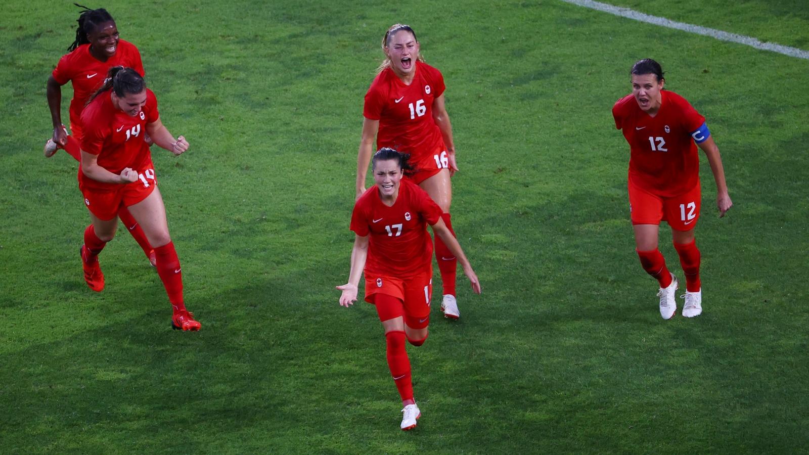 Bóng đá nữ Olympic Tokyo 2020: Thụy Điển tranh HCV với Canada