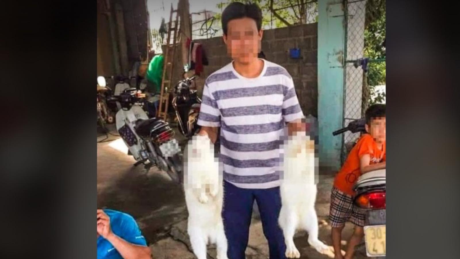Điều tra vụ thi thể người đàn ông trong bao tải tại Ứng Hòa, Hà Nội