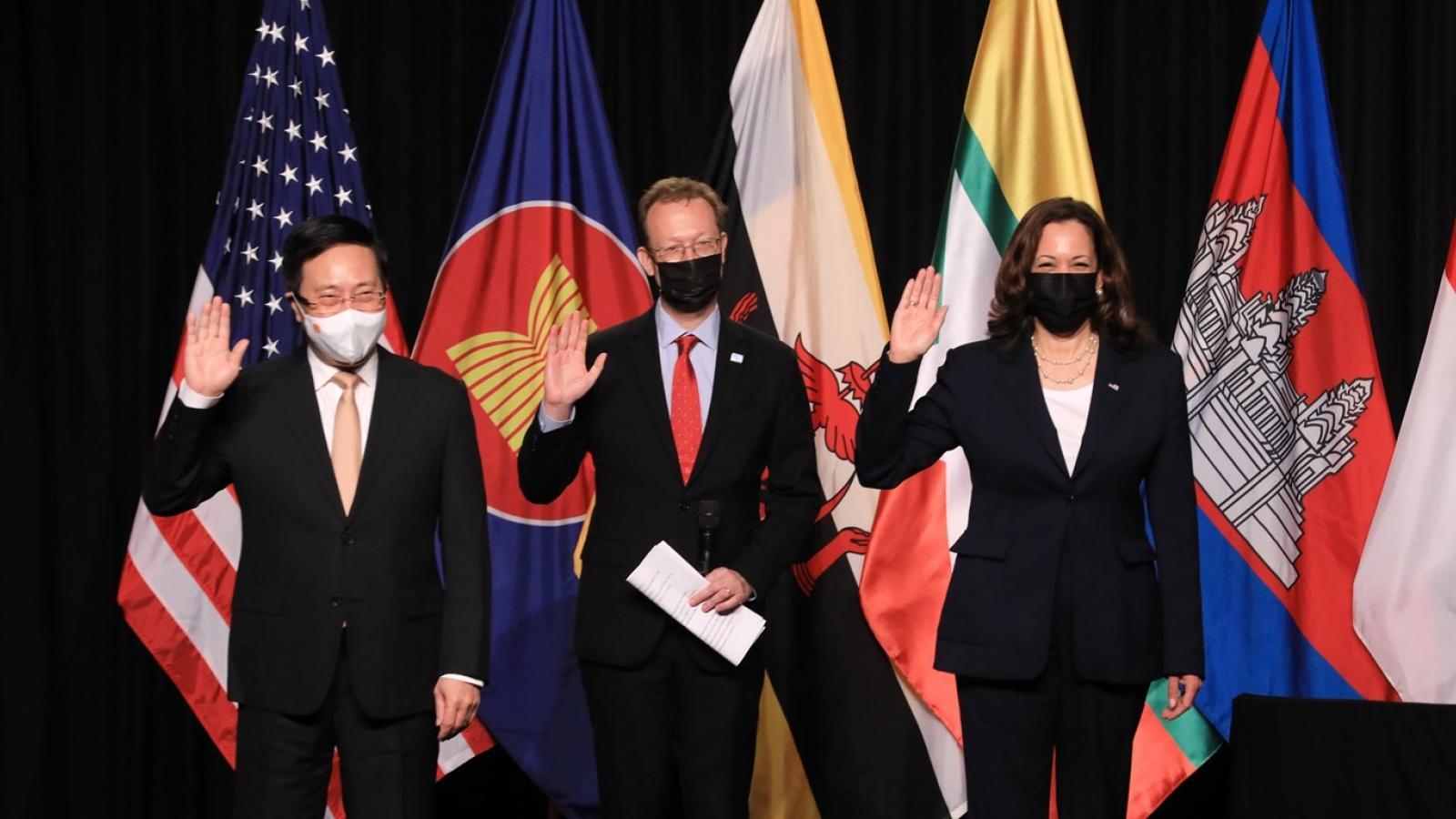 Phó Thủ tướng Phạm Bình Minh dựkhai trương Văn phòng khu vực Đông Nam Á của CDC Hoa Kỳ