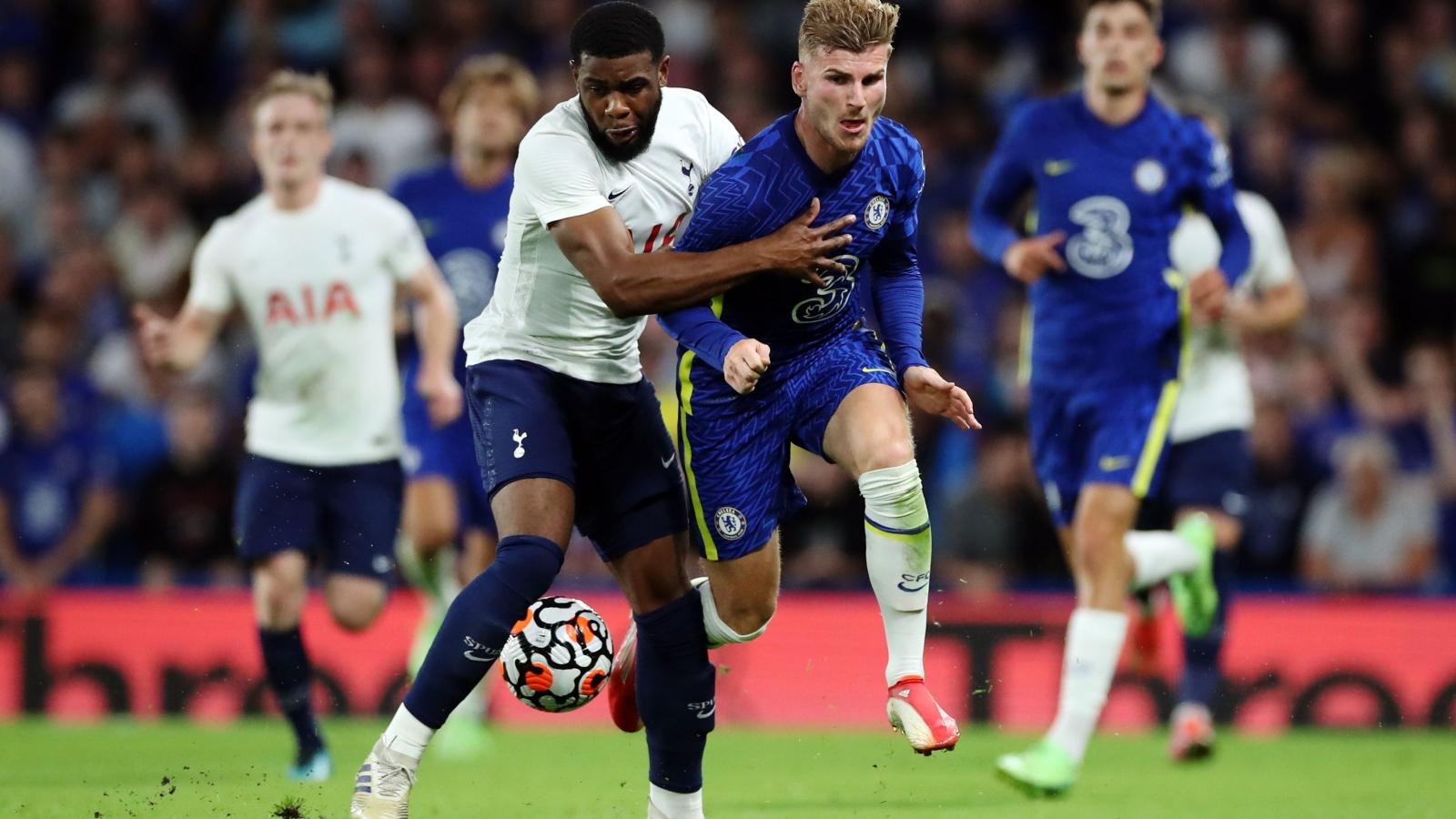 Chelsea hòa Tottenham trong trận cầu kịch tính trước mùa giải mới