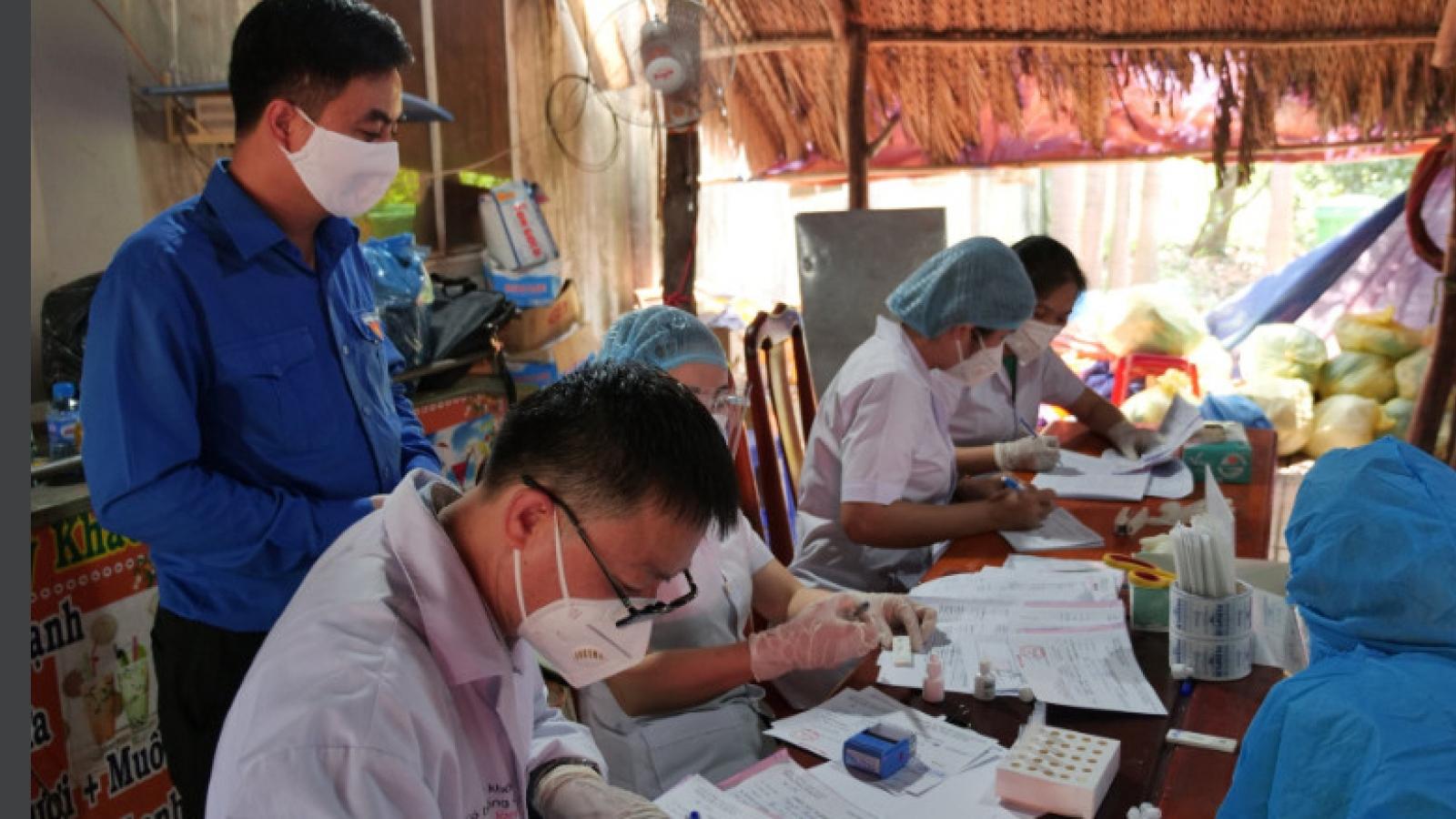 Bình Dương thêm 1.662 bệnh nhân khỏi bệnh