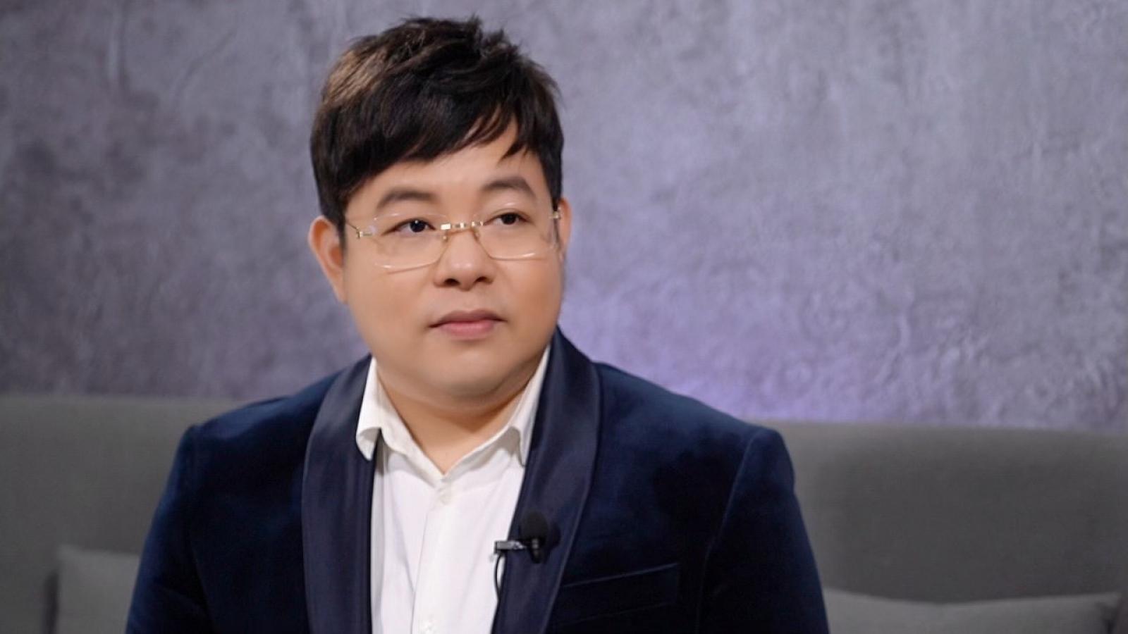 Quang Lê từng bán đồ điện máy kiếm sống vì không được mời đi hát