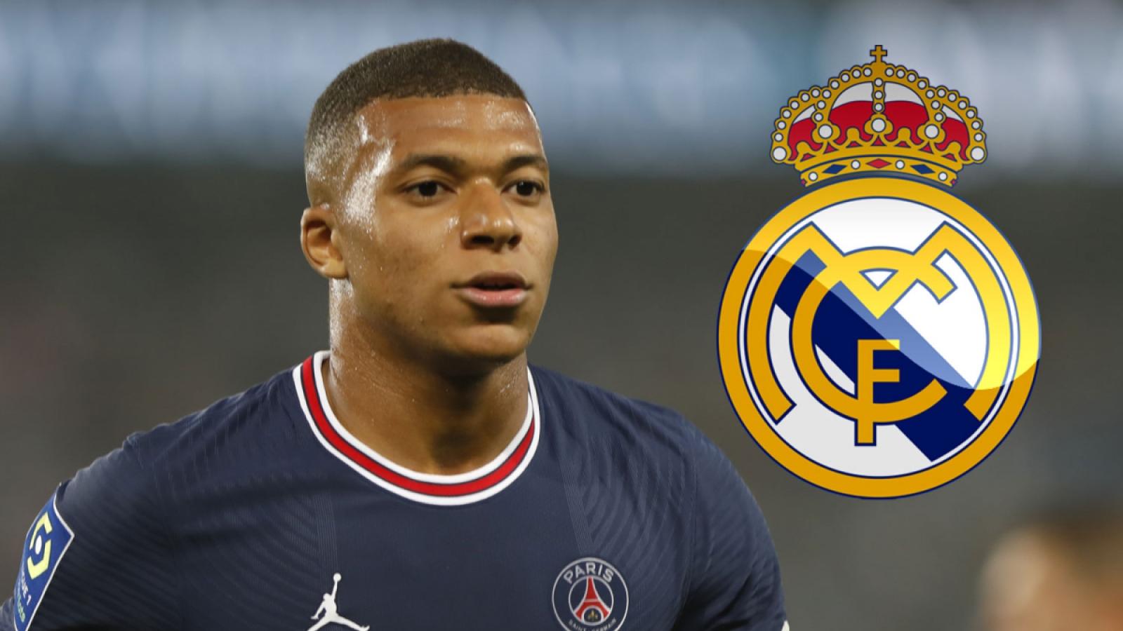 Chuyển nhượng 24/8: PSG chấp nhận bán Mbappe cho Real Madrid