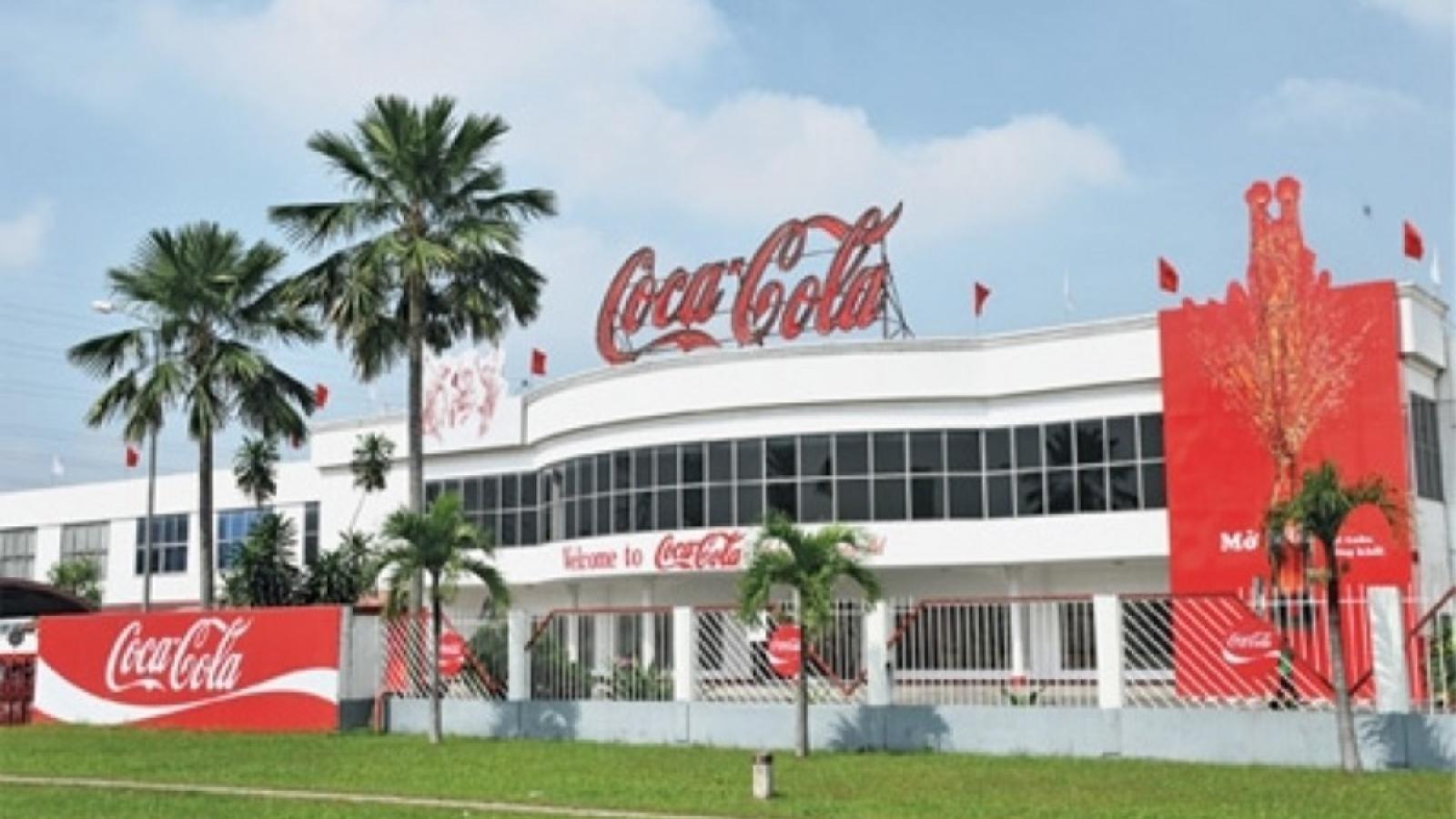 Hà Nội: Công ty Coca-Cola tạm dừng hoạt động