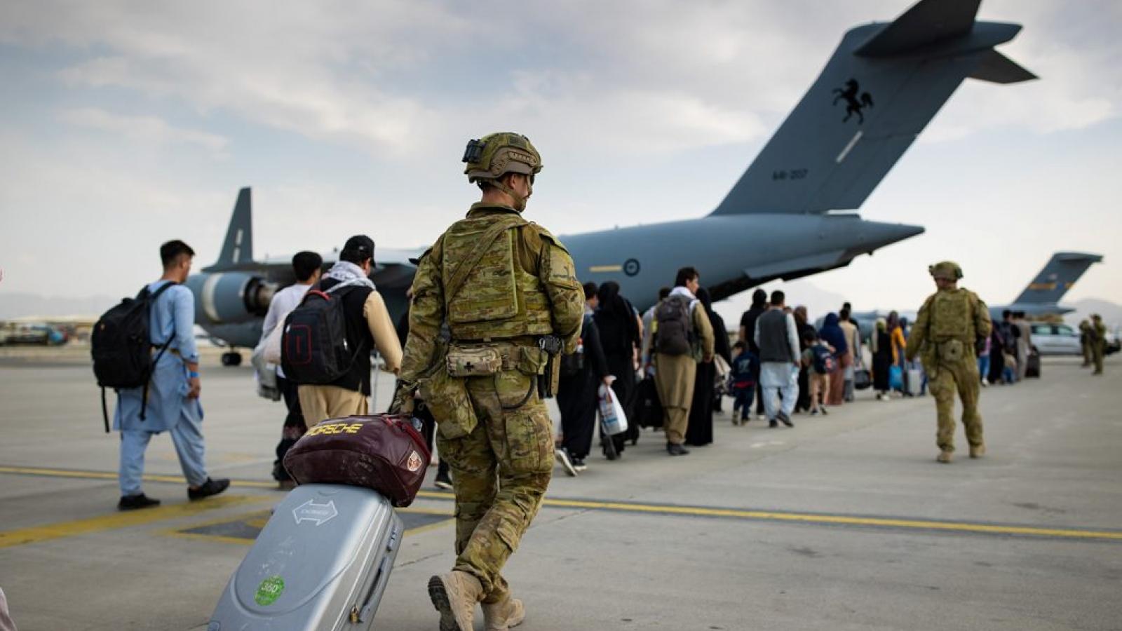 Mỹ rút quân khỏi Afghanistan tác động ra sao đến Australia?