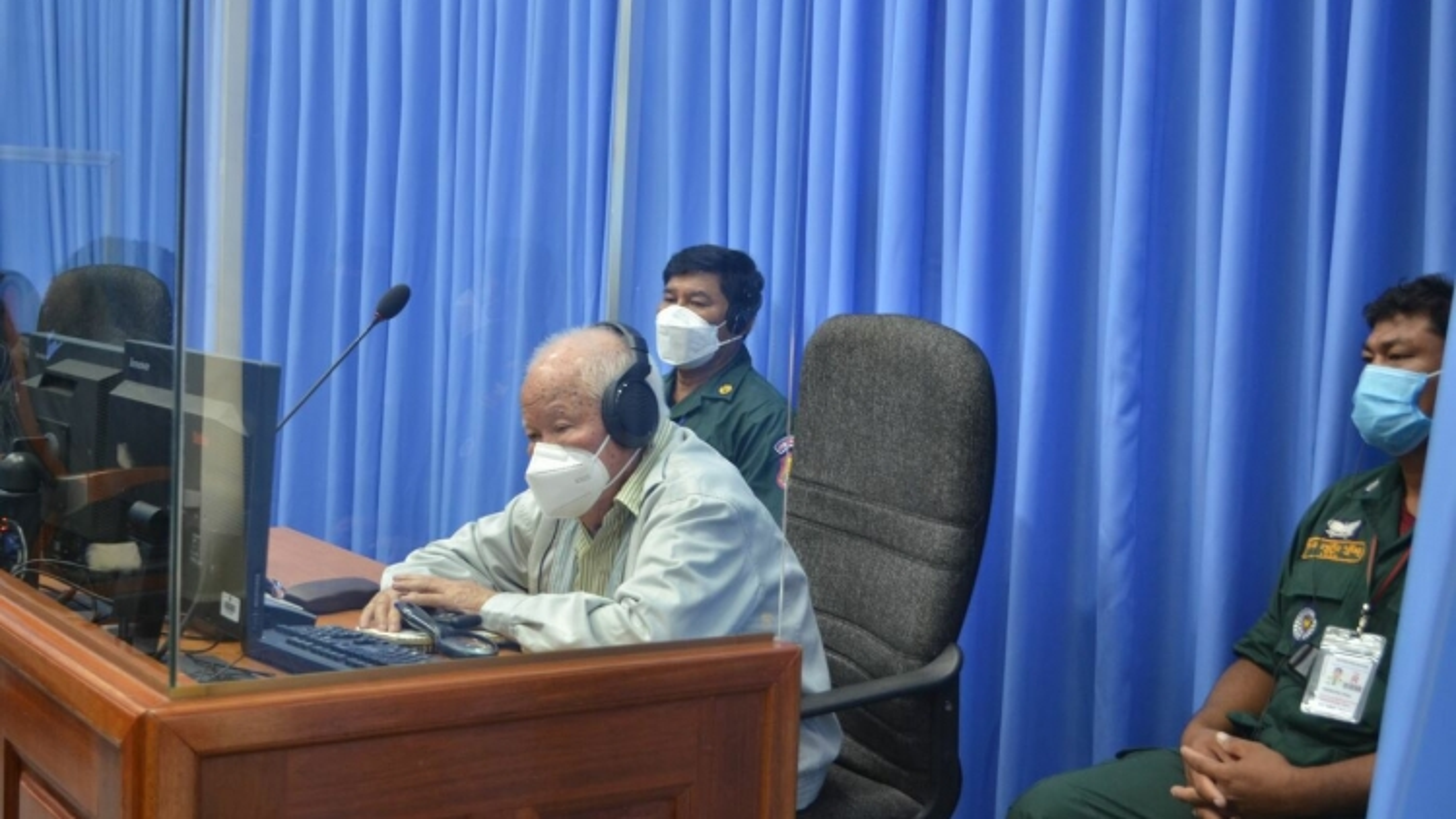ECCC mở phiên điều trần cuối cùng đối với cựu lãnh đạo Khmer Đỏ Khieu Samphan