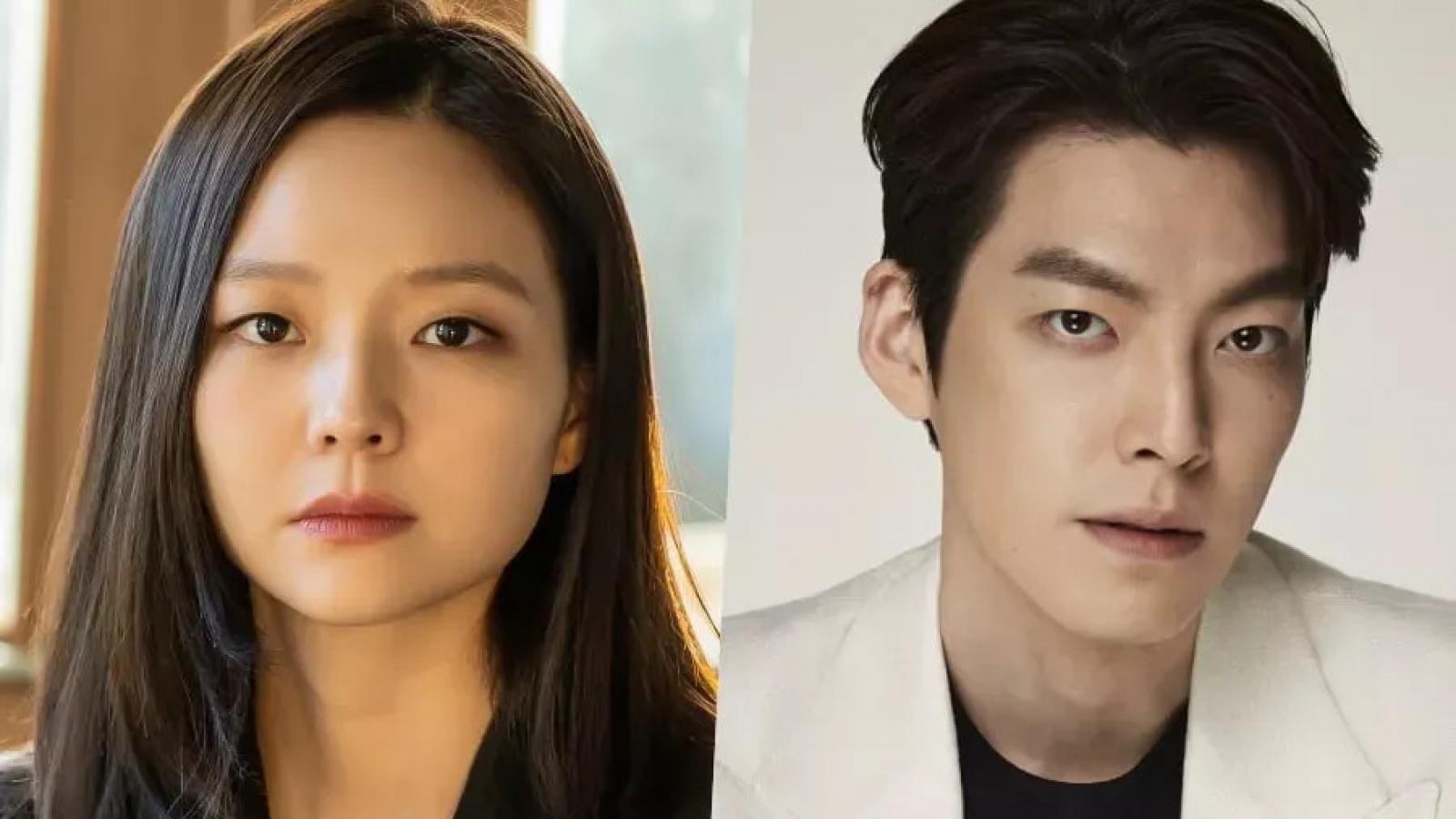 Nữ chính xinh đẹp sánh đôi cùng Kim Woo Bin trong phim mới là ai?