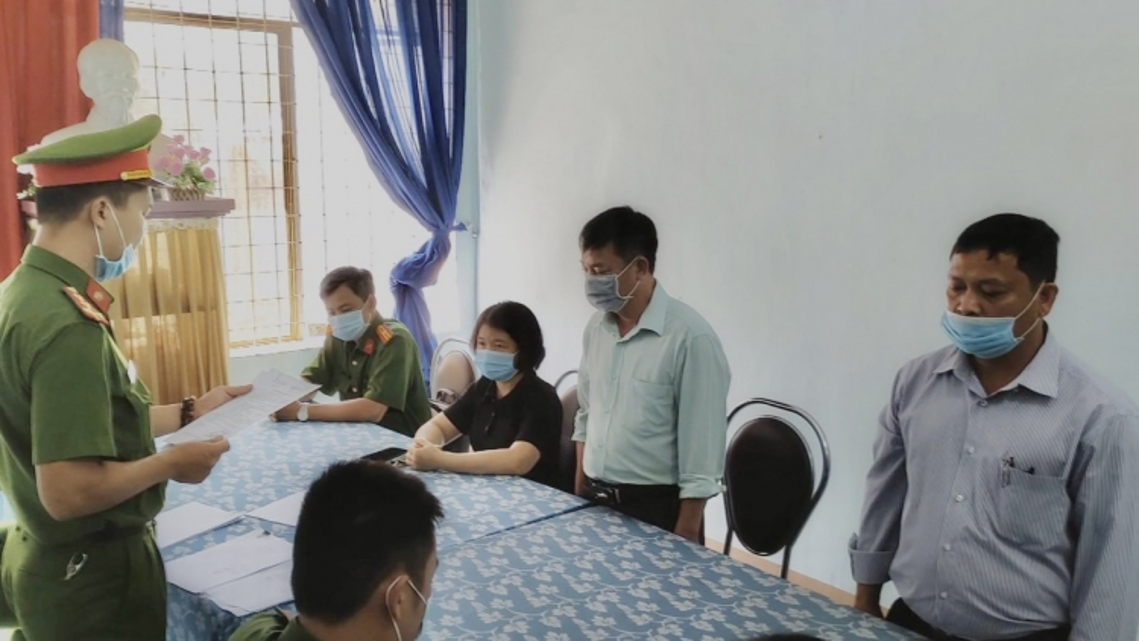 Khởi tố Trưởng Đài TT-TH huyện Buôn Đôn, Đắk Lắk