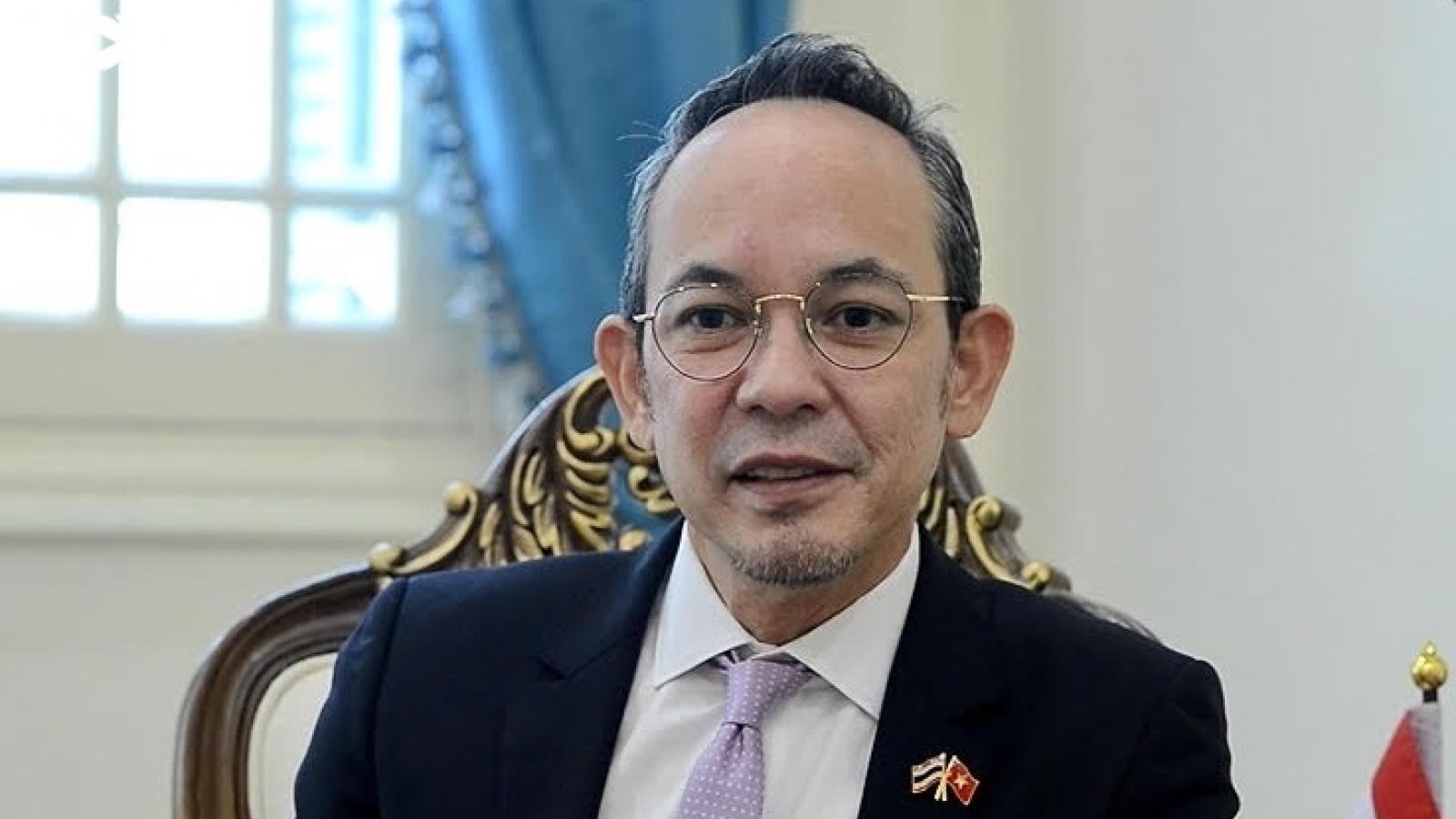 Đại sứ Balankura: Thái Lan và Việt Nam có nền tảng quan trọng để thúc đẩy hợp tác