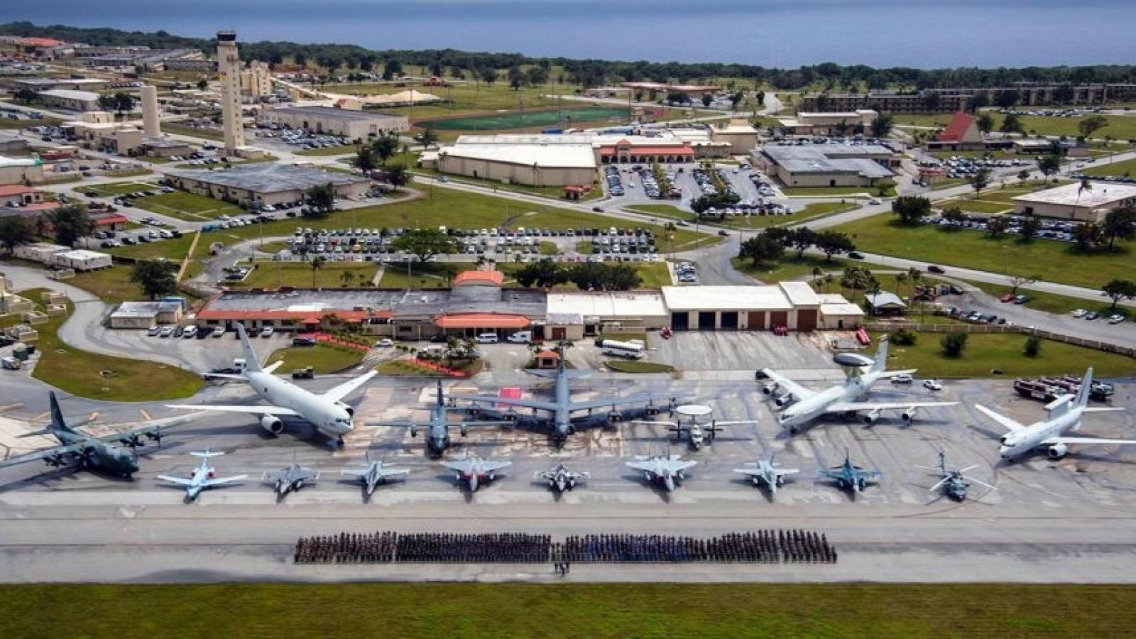 Mỹ tính xây căn cứ quân sự mới giữa Thái Bình Dương phòng ngừa xung đột với Trung Quốc