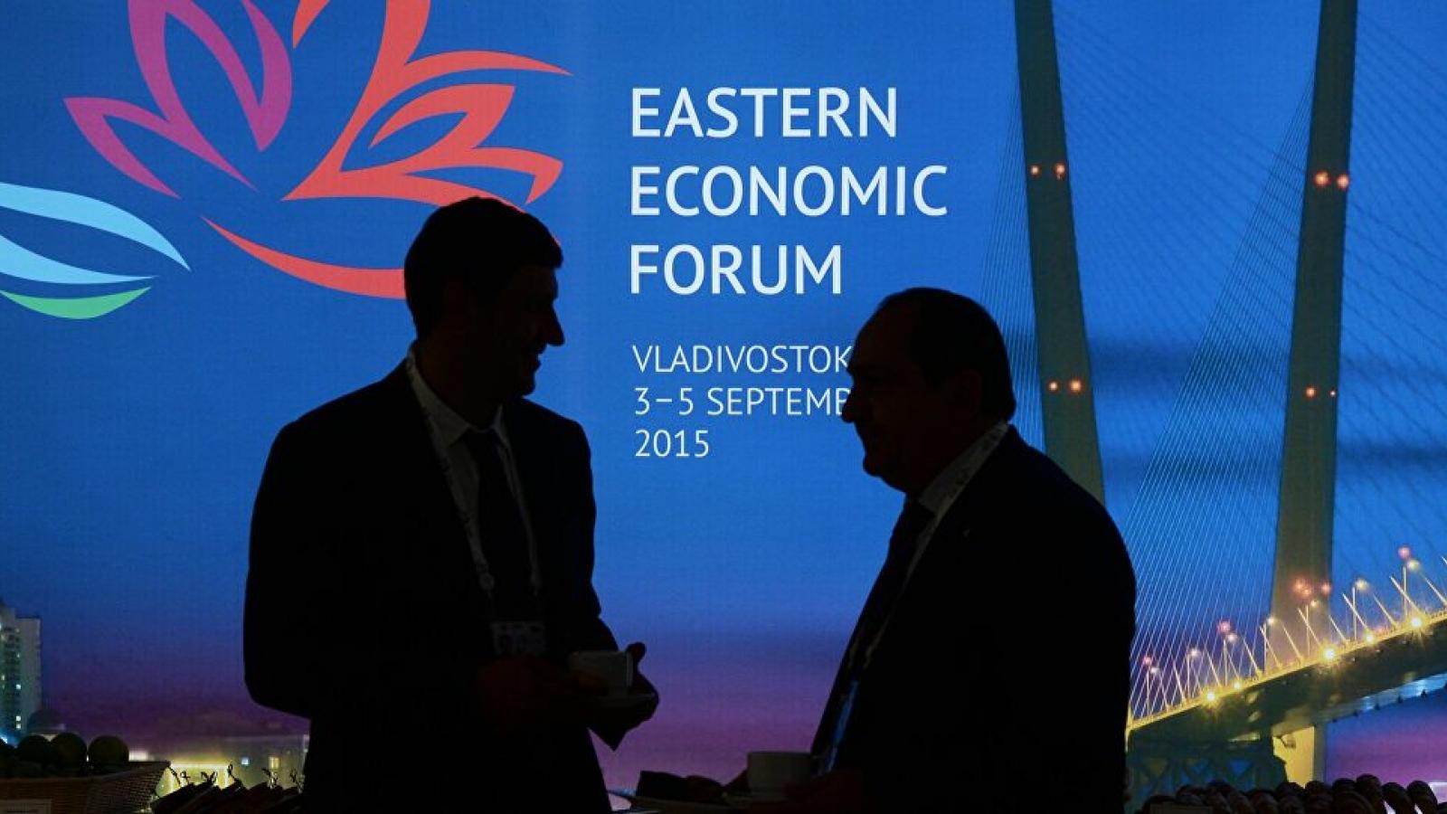 Diễn đàn kinh tế Phương Đông lần thứ 6 - Cơ hội mới trong thế giới đang thay đổi