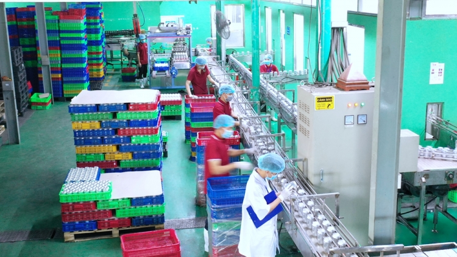 """Bình Dương thí điểm khu trọ """"xanh"""" để giúp doanh nghiệp khôi phục sản xuất"""