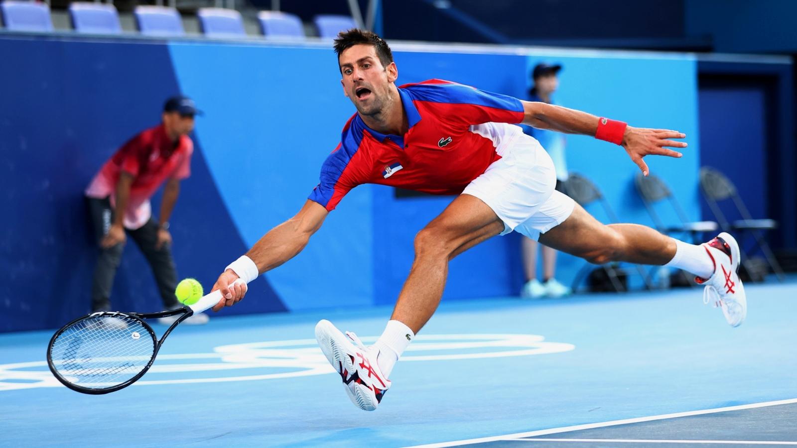 Djokovic không dự giải đấu khởi động nào trước US Open 2021