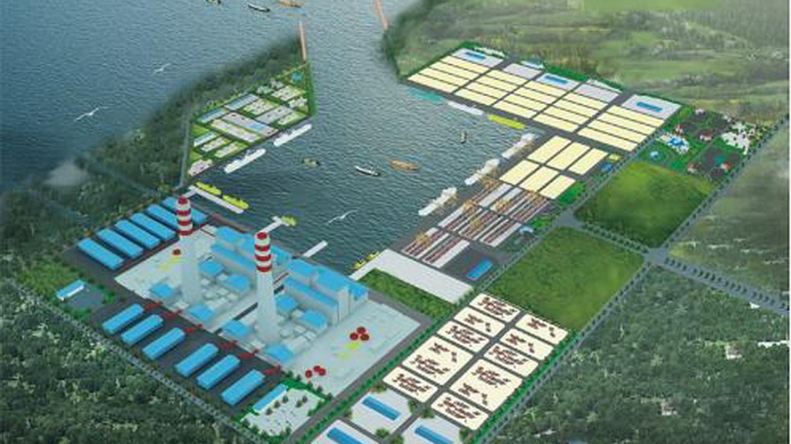 Cảnh báo chủ đầu tư chậm trễ thi công Dự án Khu bến cảng Mỹ Thủy