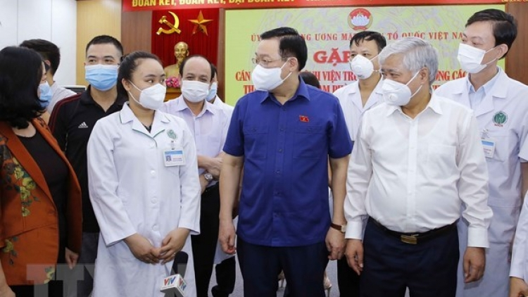 Over 3,000 doctors volunteer to join COVID-19 fight in southern Vietnam