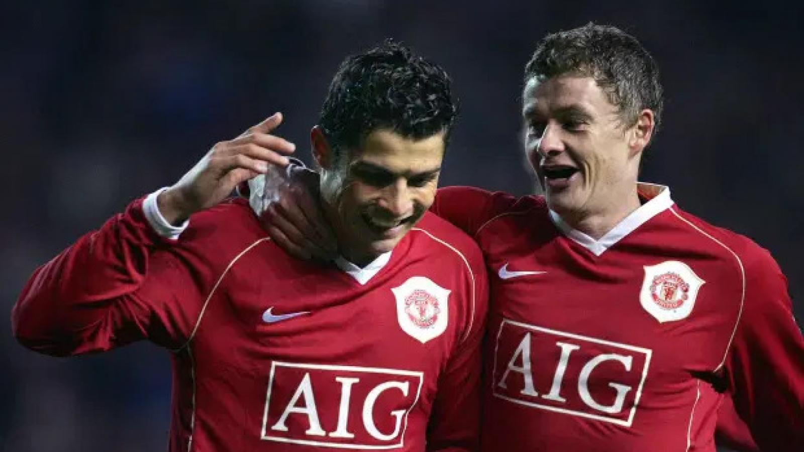"""Những đội hình """"tối ưu"""" của MU với sự góp mặt của Ronaldo"""