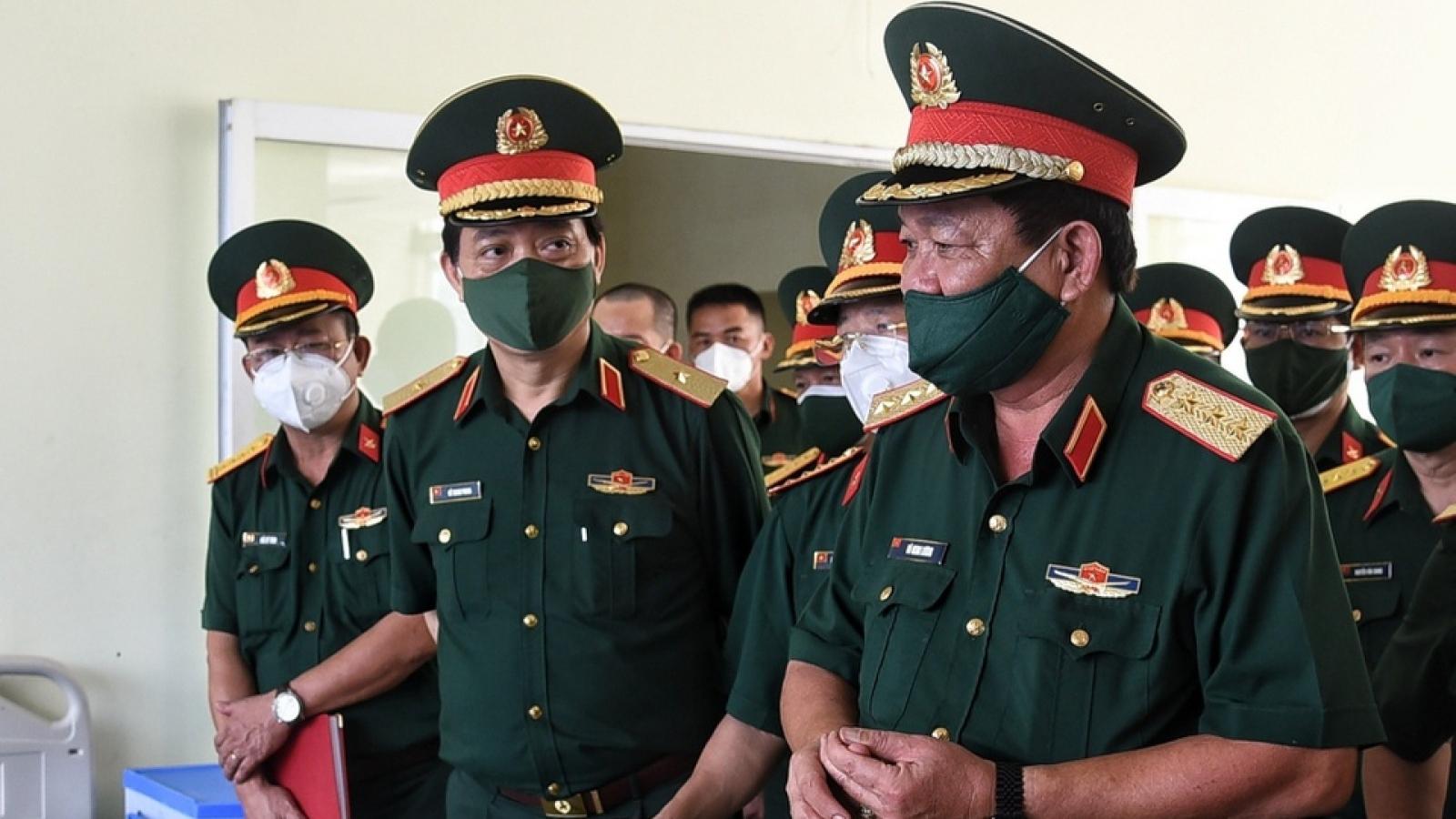 Tướng Đỗ Thanh Phong: Tính toán kỹ nhu cầu của hàng triệu người TP.HCM