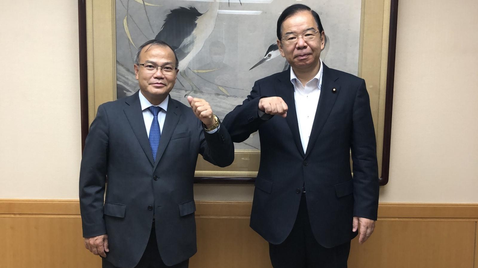 Chủ tịch ĐCS Nhật Bản xúc động vì người dân Việt Nam ủng hộ Chính phủ chống dịch