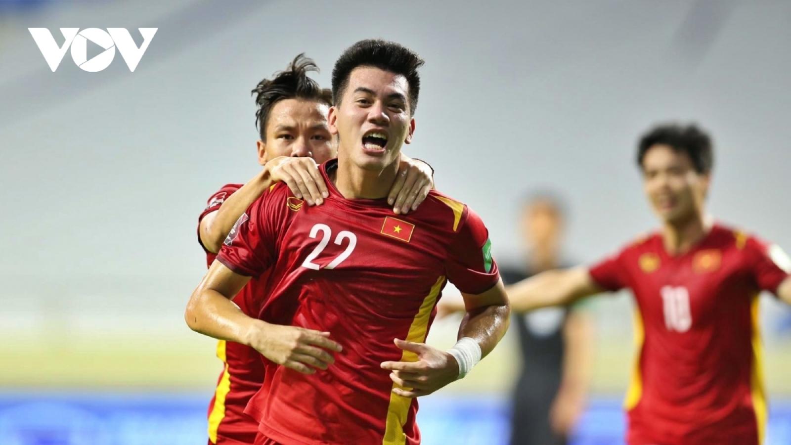 ĐT Việt Nam nằm cùng bảng Malaysia, Indonesia ở AFF Cup 2020