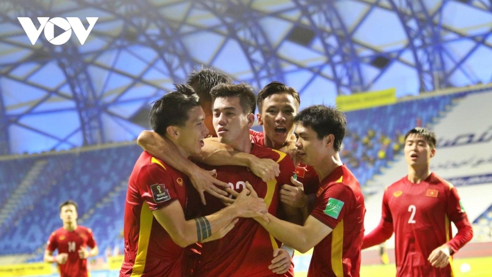 ĐT Việt Nam chính thức tập trung chuẩn bị cho vòng loại thứ ba World Cup 2022