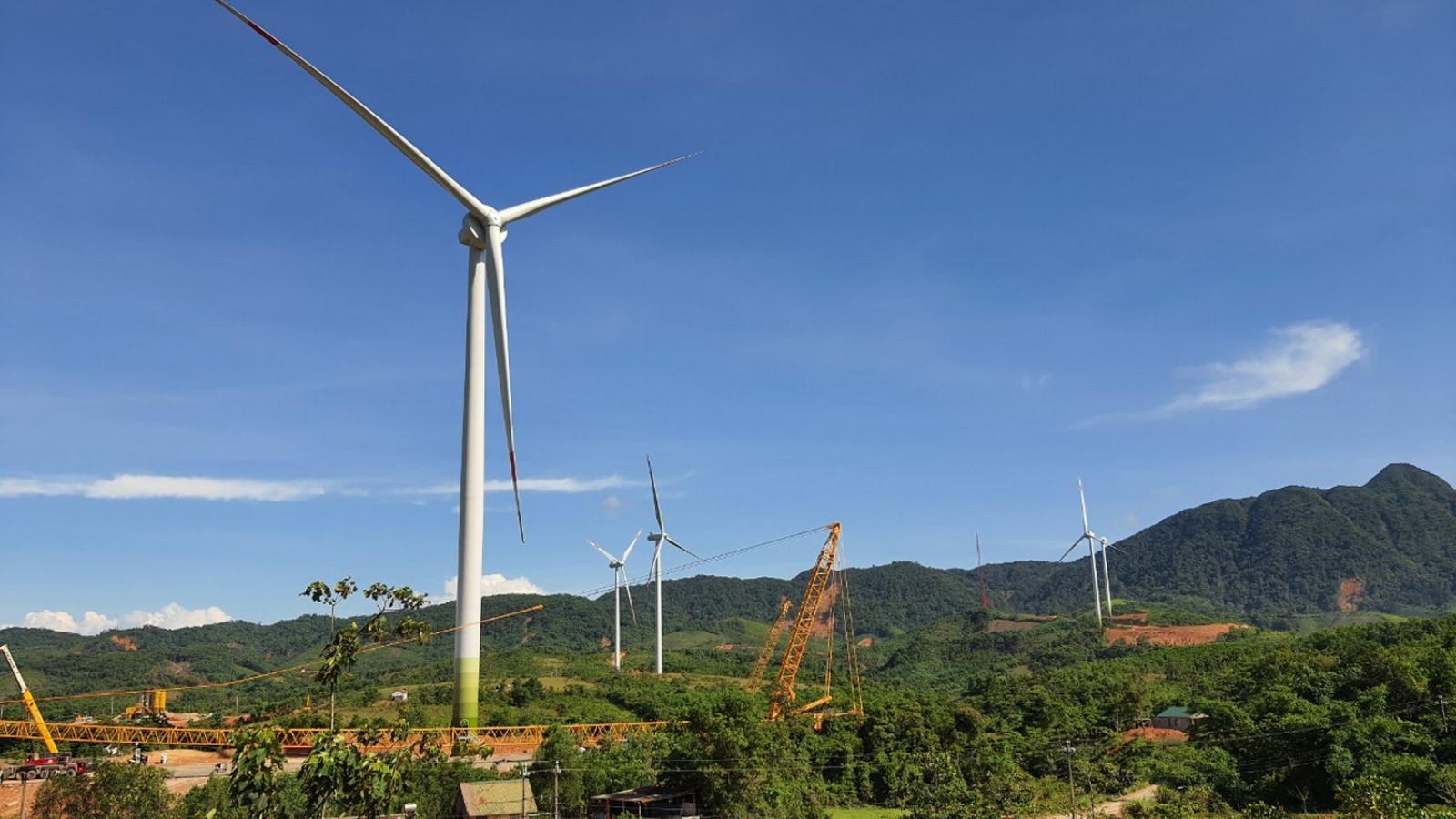 Quảng Trị dừng cấp chủ trương đầu tư dự án điện gió mới