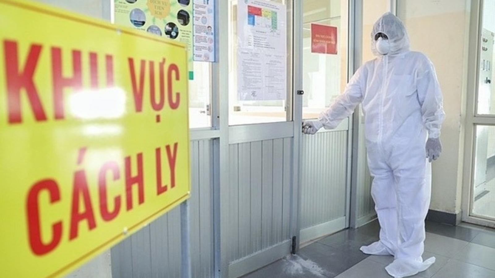 Thêm 3 ca dương tính với SARS-CoV-2 trong khu công nghiệp ở Hải Dương