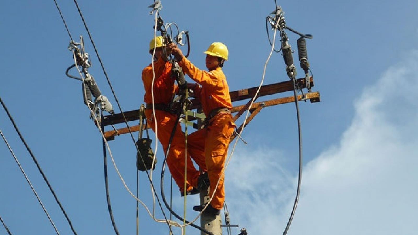 Điện lực Miền Bắc giảm giá điện cho người dân theo chủ trương của Chính phủ