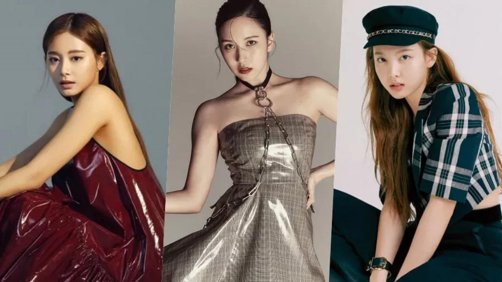 Nâng tầm phong cách thời trang với cảm hứng từ TWICE
