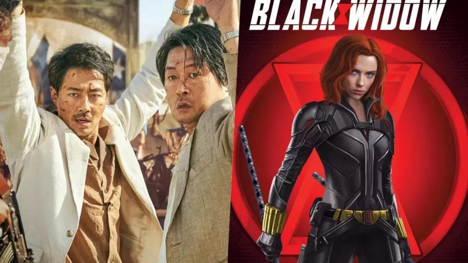 """Bom tấn của Jo In Sung đánh bại """"Black Widow"""" tại phòng vé Hàn Quốc"""